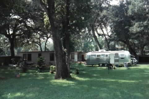 1978 Airstream at home