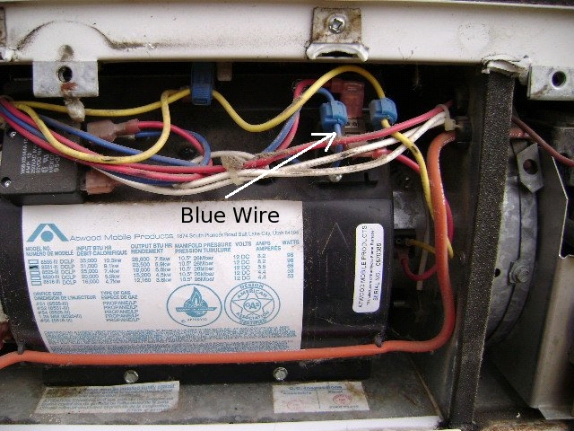 bluewire good sam club open roads forum atwood 8531 iv dclp won't start atwood thermostat wiring diagram at mifinder.co