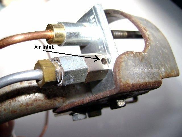 Bryant Furnace Bryant Furnace Gas Valve Adjustment