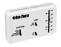 DuoTherm Analog thermostat
