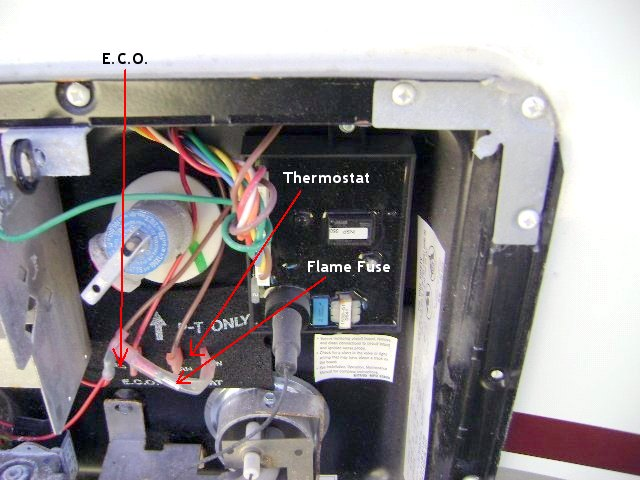 Rv Net Open Roads Forum Tech Issues Atwood Water Heater